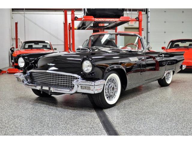 1957 Ford Thunderbird (CC-1293522) for sale in Plainfield, Illinois