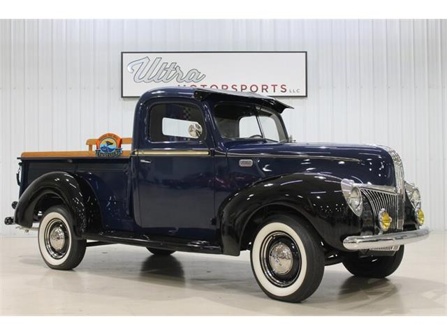 1941 Ford Pickup (CC-1293523) for sale in Fort Wayne, Indiana