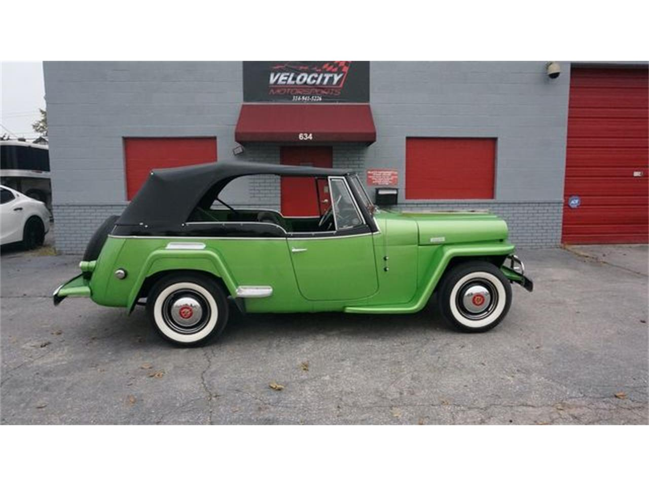 1949 Willys Jeepster (CC-1293527) for sale in Valley Park, Missouri