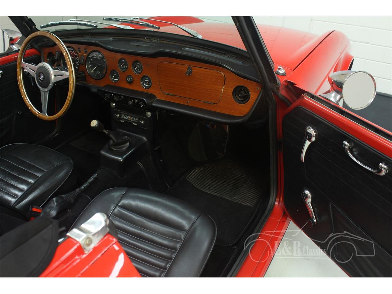 1971 Triumph TR6 (CC-1293543) for sale in Waalwijk, Noord-Brabant