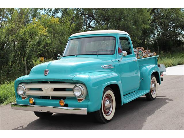 1953 Ford 100 (CC-1293545) for sale in Madison, Mississippi