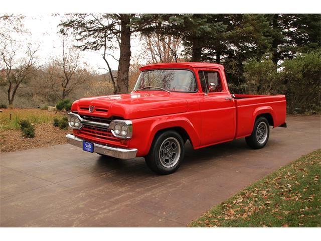 1960 Ford F100 (CC-1293557) for sale in Sioux Falls, South Dakota