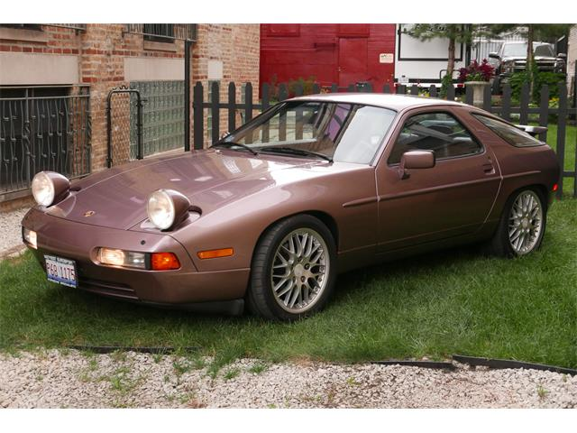 1987 Porsche 928S4 Coupe (CC-1293558) for sale in Chicago, Illinois
