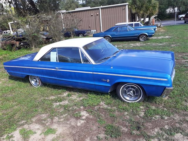 1966 Dodge Polara (CC-1293559) for sale in Floral City, Florida