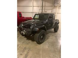 2012 Jeep Wrangler (CC-1293571) for sale in Adrian, Michigan