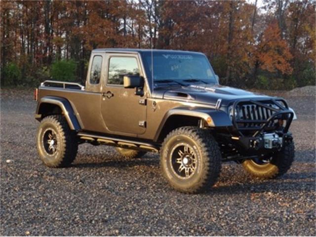 2012 Jeep Wrangler (CC-1293571) for sale in Adrian, Michigan
