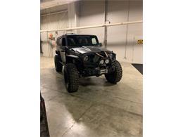 2011 Jeep Wrangler (CC-1293572) for sale in Adrian, Michigan