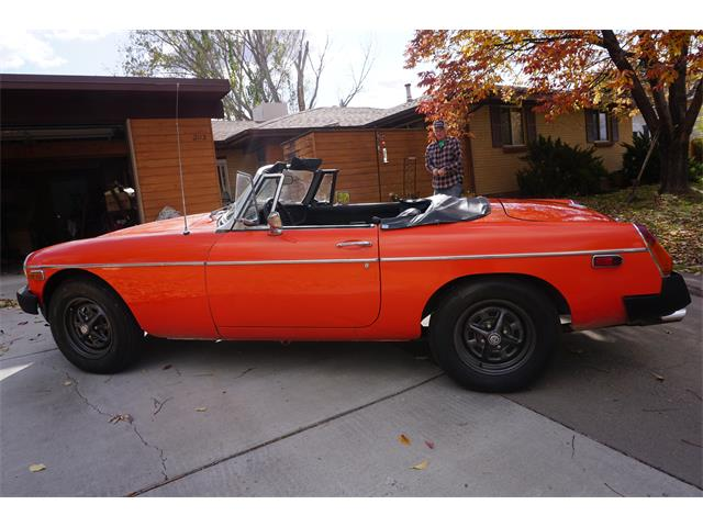 1979 MG MGB (CC-1293575) for sale in Grand Junction, Colorado