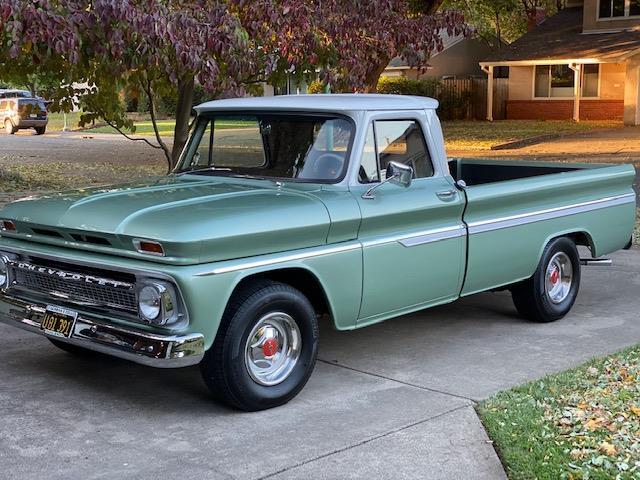 1966 Chevrolet C10 (CC-1293585) for sale in Sacramento, California