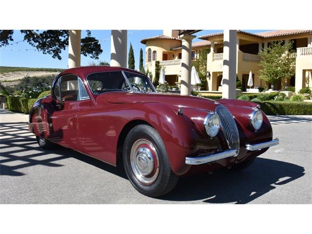1952 Jaguar XK120 (CC-1293593) for sale in San Luis Obispo, California