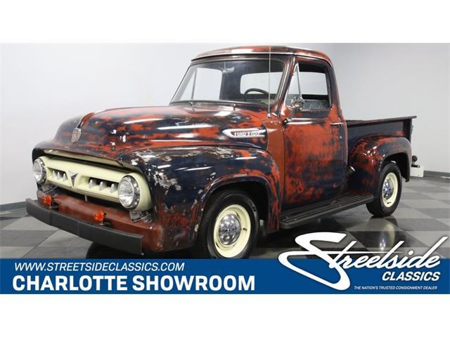 1953 Ford F100 (CC-1293598) for sale in Concord, North Carolina