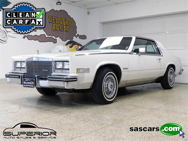 1983 Cadillac Eldorado Biarritz (CC-1293605) for sale in Hamburg, New York