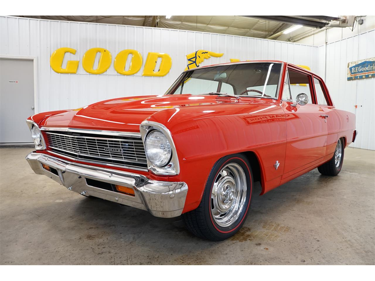 1966 Chevrolet Chevy II Nova (CC-1293617) for sale in Homer City, Pennsylvania