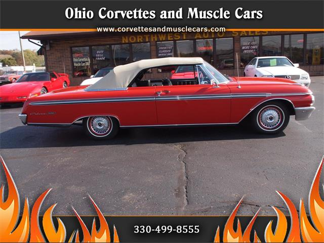 1962 Ford Galaxie 500 (CC-1293618) for sale in North Canton, Ohio