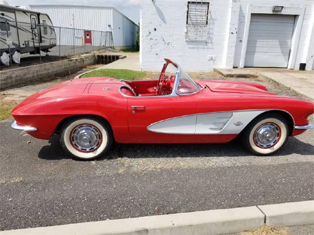 1961 Chevrolet Corvette (CC-1293622) for sale in West Pittston, Pennsylvania