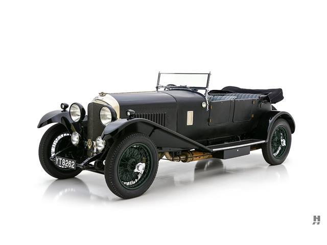 1928 Bentley 4-1/2 Litre
