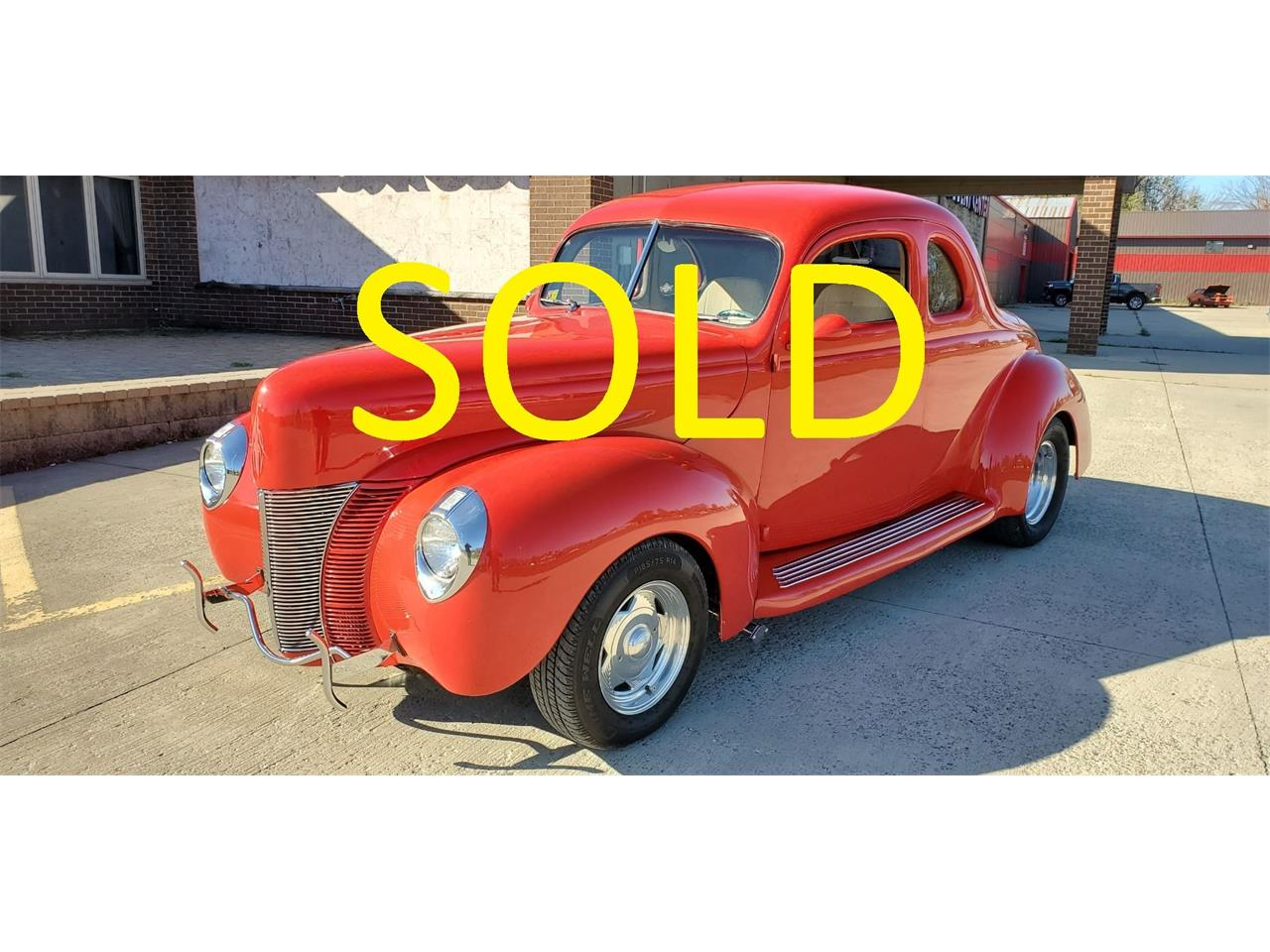 1940 Ford Custom (CC-1293627) for sale in Annandale, Minnesota