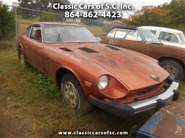 1977 Datsun 280Z (CC-1293633) for sale in Gray Court, South Carolina