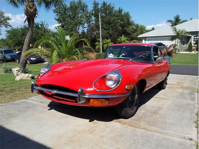 1969 Jaguar XK (CC-1293658) for sale in Punta Gorda, Florida