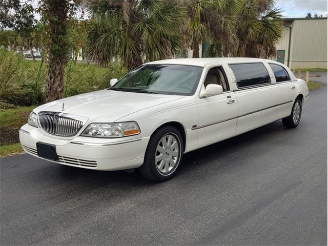 2005 Lincoln Town Car (CC-1293662) for sale in Punta Gorda, Florida
