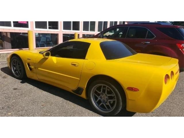 2003 Chevrolet Corvette (CC-1293667) for sale in Punta Gorda, Florida