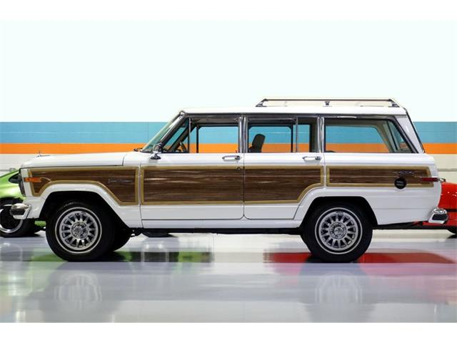 1989 Jeep Grand Wagoneer (CC-1293698) for sale in Solon, Ohio
