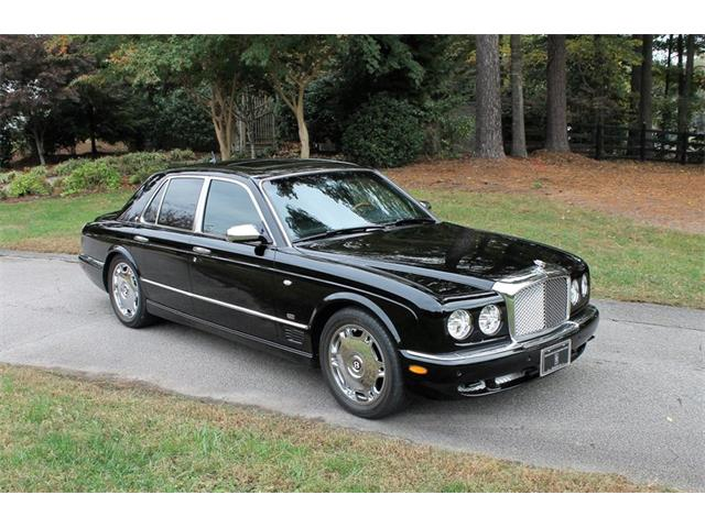 2008 Bentley Arnage (CC-1293700) for sale in Raleigh, North Carolina