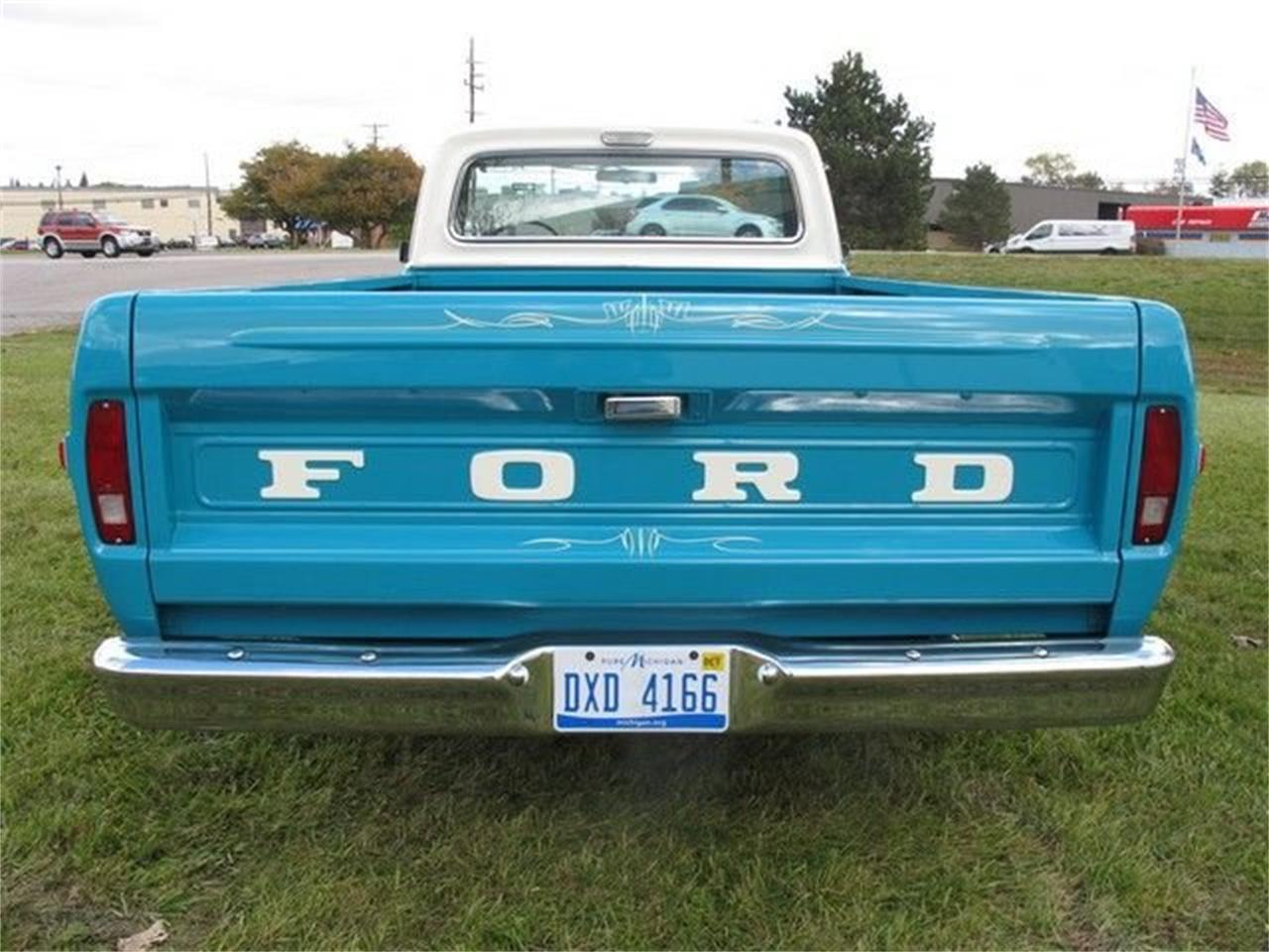 1971 Ford F100 (CC-1293703) for sale in Troy, Michigan