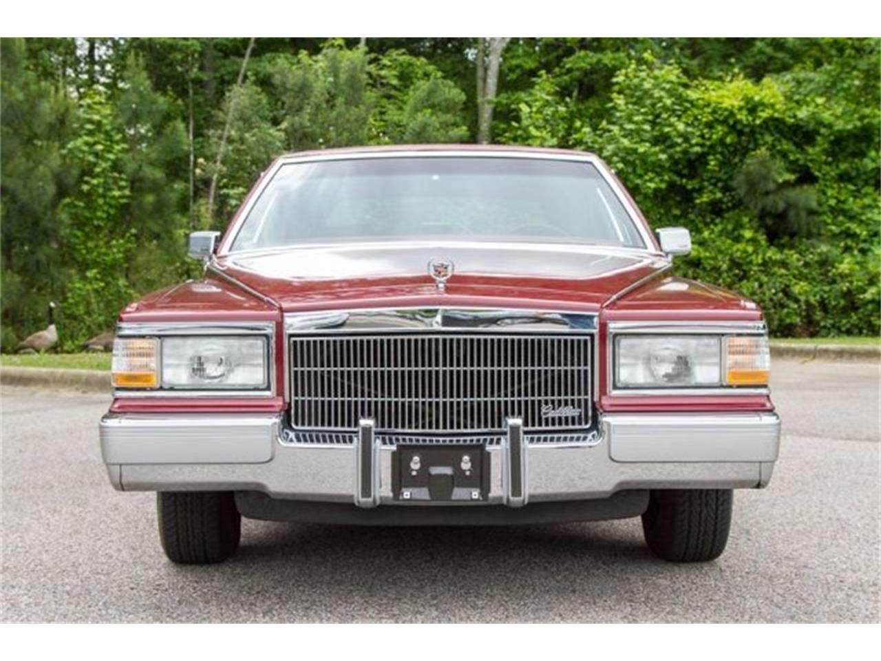 1990 Cadillac Fleetwood (CC-1293704) for sale in Raleigh, North Carolina