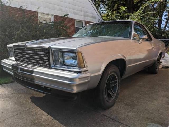 1978 Chevrolet El Camino (CC-1293727) for sale in Cadillac, Michigan