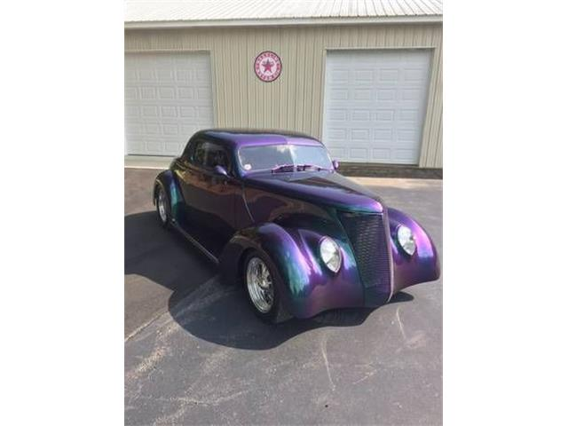 1937 Ford Coupe (CC-1293731) for sale in Cadillac, Michigan