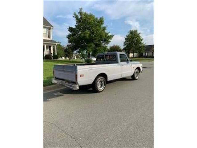 1969 GMC Pickup (CC-1293743) for sale in Cadillac, Michigan