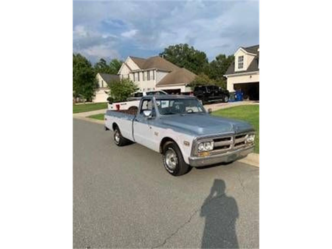 1969 GMC Pickup (CC-1293743) for sale in Cadillac, Michigan