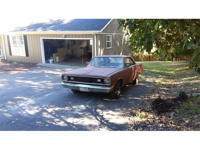 1972 Plymouth Scamp (CC-1293749) for sale in Cadillac, Michigan