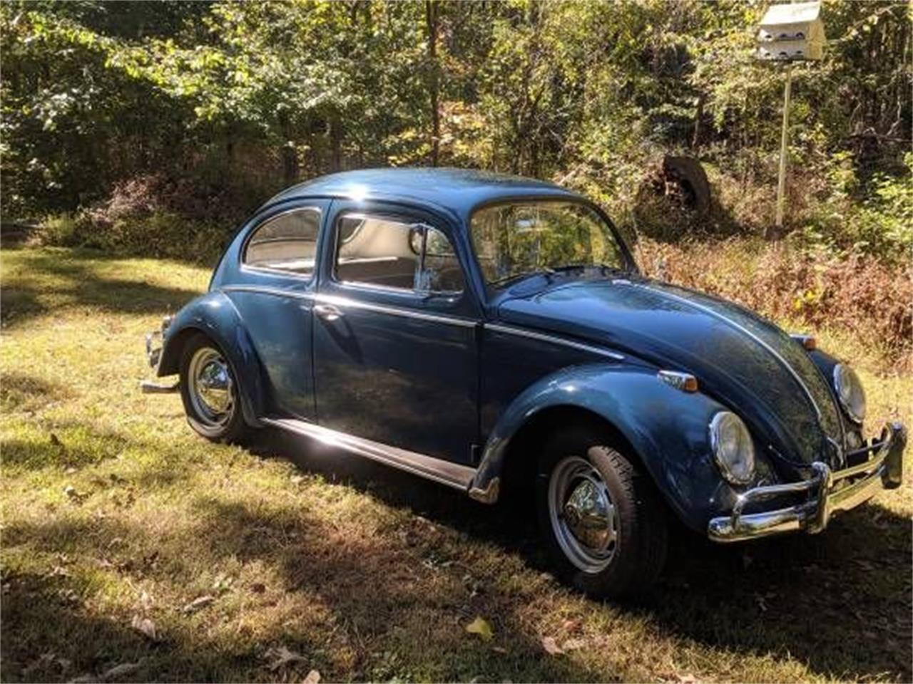 1960 Volkswagen Beetle (CC-1293753) for sale in Cadillac, Michigan
