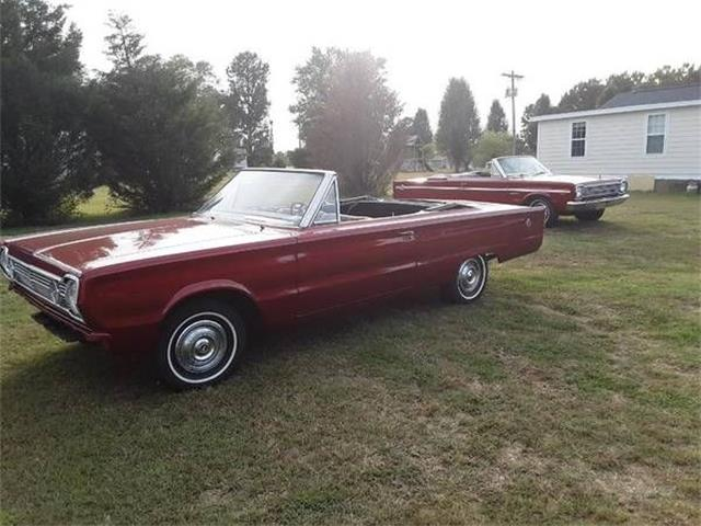 1966 Plymouth Belvedere (CC-1293762) for sale in Cadillac, Michigan
