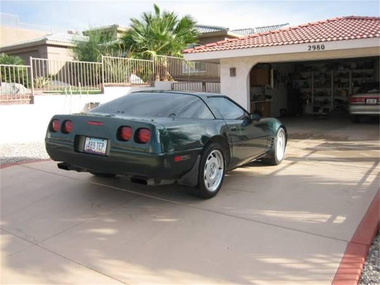 1992 Chevrolet Corvette (CC-1293764) for sale in Cadillac, Michigan