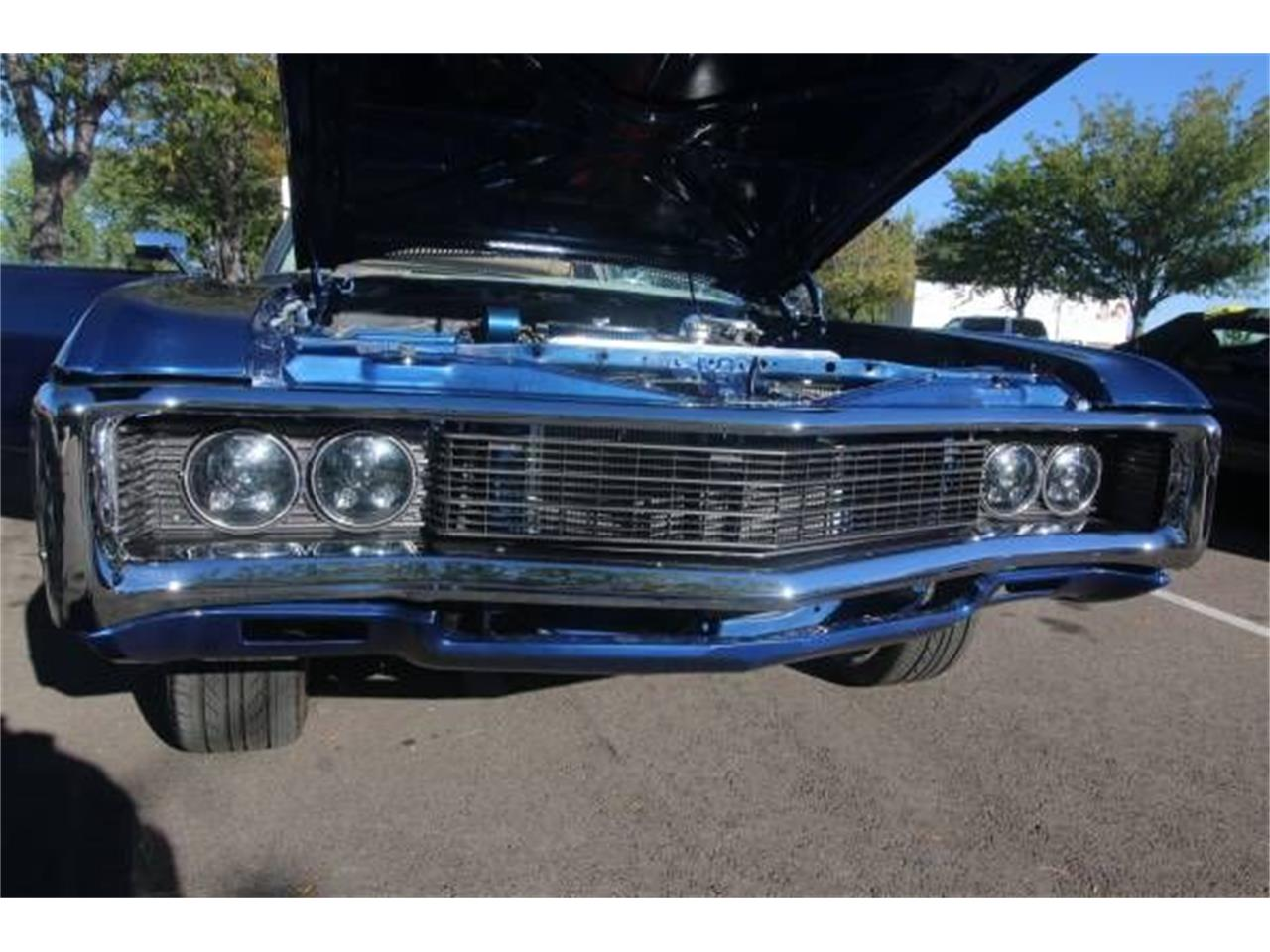 1969 Chevrolet Impala (CC-1293771) for sale in Cadillac, Michigan