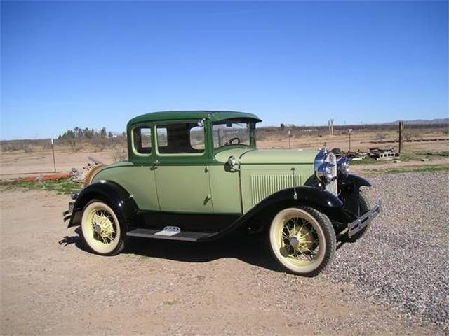 1931 Ford Coupe (CC-1293772) for sale in Cadillac, Michigan