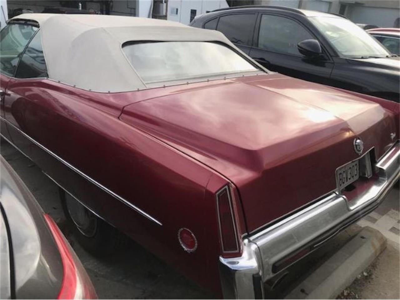 1973 Cadillac Eldorado (CC-1293783) for sale in Cadillac, Michigan
