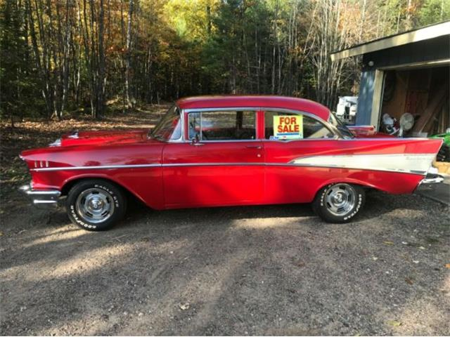 1957 Chevrolet Bel Air (CC-1293787) for sale in Cadillac, Michigan