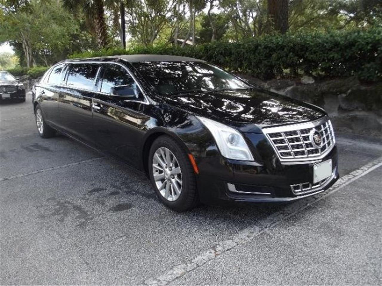 2015 Cadillac XTS (CC-1293790) for sale in Cadillac, Michigan
