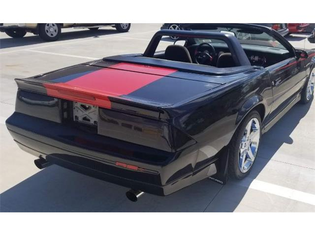 1989 Chevrolet Camaro (CC-1293793) for sale in Cadillac, Michigan