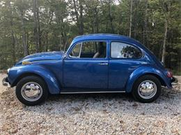 1972 Volkswagen Super Beetle (CC-1293794) for sale in Cadillac, Michigan