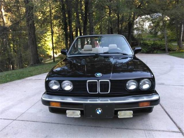 1987 BMW 3 Series (CC-1293798) for sale in Cadillac, Michigan