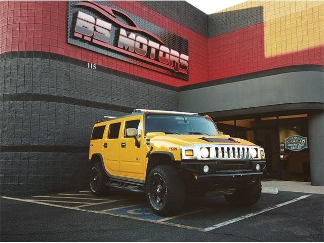 2003 Hummer H2 (CC-1293814) for sale in Gilbert, Arizona