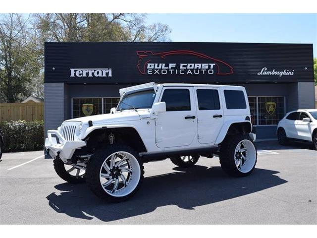 2015 Jeep Wrangler (CC-1293822) for sale in Biloxi, Mississippi