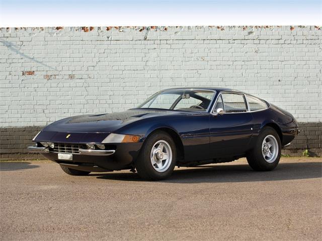 1973 Ferrari 365 GTB/4 Daytona (CC-1293832) for sale in Yas Island, Abu Dhabi