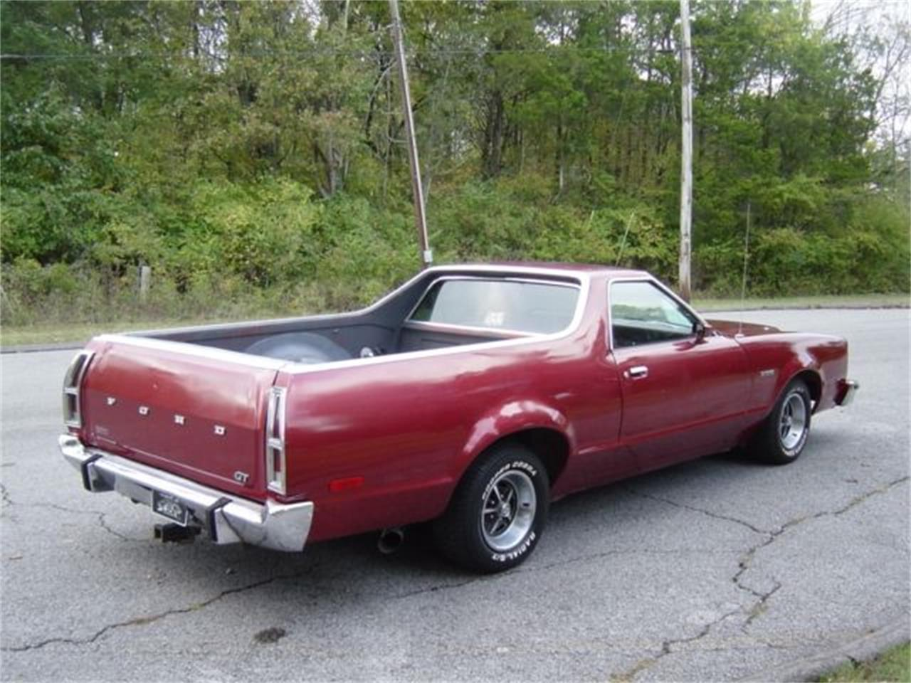 1979 Ford Ranchero (CC-1293851) for sale in Hendersonville, Tennessee
