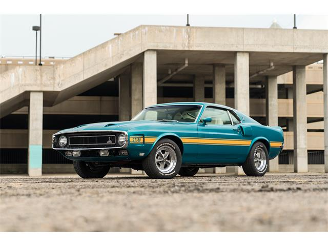 1969 Ford Mustang (CC-1293866) for sale in Pontiac, Michigan